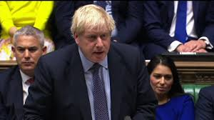 Brexit, the Johnson-EU agreement at the Westminster trial